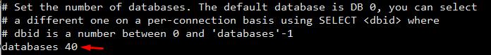 databases 16