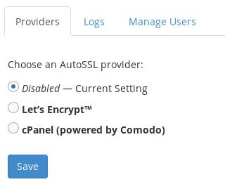 autossl provider