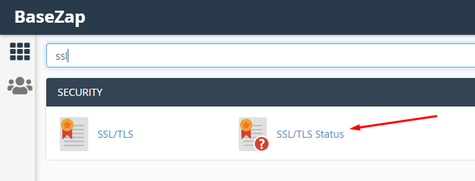 issue ssl on cpanel in ssl/tls